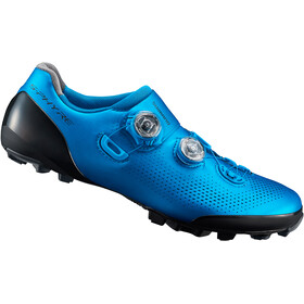 Shimano SH-XC901 Bike Shoes Wide Men blue